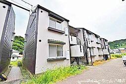 福岡県北九州市若松区高須南1丁目の賃貸アパートの外観