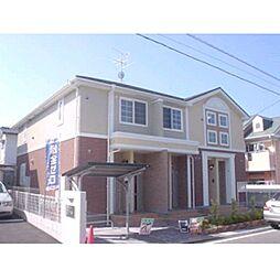 福岡県北九州市八幡西区引野3丁目の賃貸アパートの外観