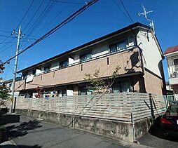 京都府京都市西京区山田南山田町の賃貸アパートの外観