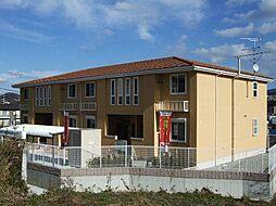 サンフェリスタI[1階]の外観