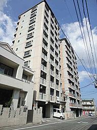 福岡県北九州市八幡東区前田3丁目の賃貸マンションの外観