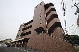 広島県広島市東区牛田中2丁目の賃貸マンションの外観