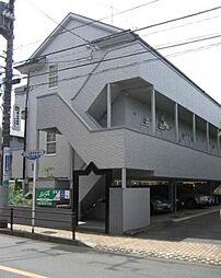 東京都三鷹市北野2丁目の賃貸アパートの外観