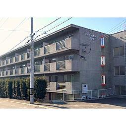 コートハウスカゲツ[1階]の外観