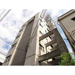 大阪府大阪市西淀川区柏里の賃貸マンションの外観
