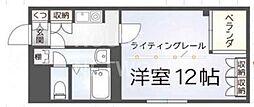第47長栄フォルム御幸町[102号室号室]の間取り