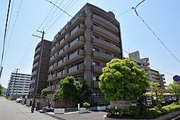 兵庫県姫路市日出町2丁目の賃貸マンションの外観