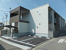 クレイノ櫻[2階]の外観