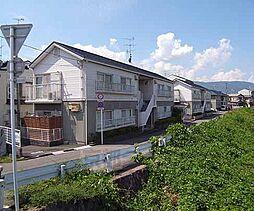 京都府長岡京市今里更ノ町の賃貸アパートの外観