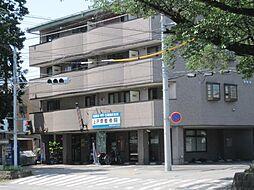 栃木県宇都宮市上戸祭4丁目の賃貸マンションの外観