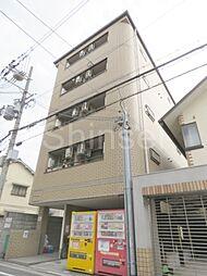 大阪府堺市堺区甲斐町東5丁の賃貸マンションの外観