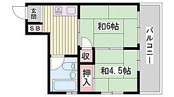 舞子公園駅 2.5万円