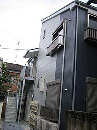 神奈川県横浜市鶴見区岸谷1の賃貸アパートの外観