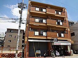 稲谷ハイツ[4階]の外観