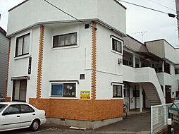 コーポ田村[105号室]の外観