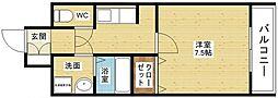 ASTIA5[4階]の間取り