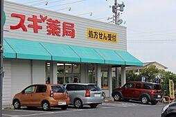スギ薬局新知店 徒歩 約14分(約1100m)