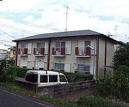 京都府京都市右京区梅津南町の賃貸アパートの外観