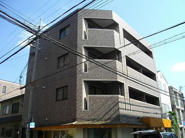 スコッツ・デール2 3階の賃貸【兵庫県 / 西宮市】