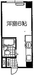 プラスパーコバヤシ(MTK)[3階]の間取り