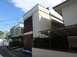 秋岡マンション[2号室号室]の外観