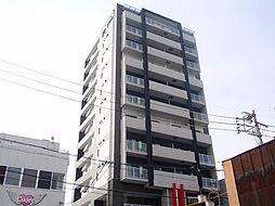 スクエア・アパートメント[11階]の外観