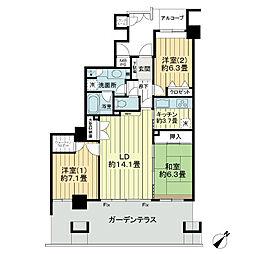 北四番丁駅 14.8万円