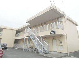 ラフィーネ昭島[2階]の外観