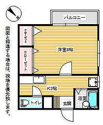 上伊田駅 3.0万円