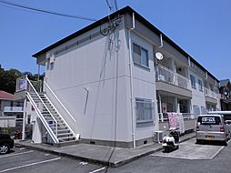追田マンション[102号室]の外観