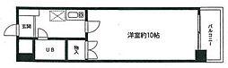 フォート金沢八景相川ビルII[3階]の間取り