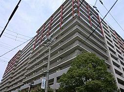 パークシティ大阪サウスガーデンズコート[4階]の外観