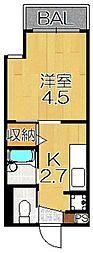 赤嶺駅 3.5万円