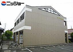 アイランドTakashi[2階]の外観