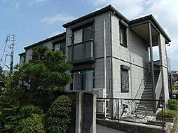 第1山田ハイツ[1階]の外観