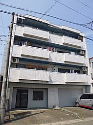 京都府京都市山科区勧修寺東堂田町の賃貸マンションの外観