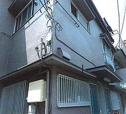 東京都板橋区大谷口2丁目の賃貸アパートの外観