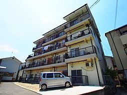 大阪府大阪狭山市池尻中2丁目の賃貸マンションの外観