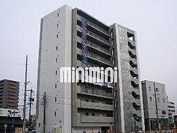愛知県名古屋市熱田区六番3の賃貸マンションの外観