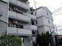 プレステージフジ久米田壱番館[2階]の外観