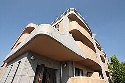 広島県福山市瀬戸町大字長和の賃貸マンションの外観