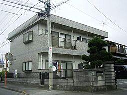 東京都西多摩郡瑞穂町南平2丁目の賃貸アパートの外観