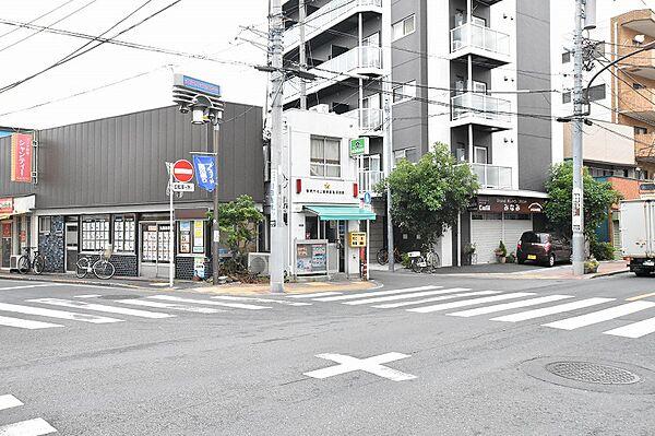 蓮沼交番(339m)