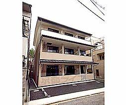 京都府京都市北区紫野北舟岡町の賃貸マンションの外観
