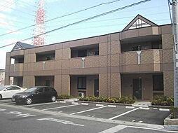 兵庫県加古川市尾上町旭2丁目の賃貸アパートの外観