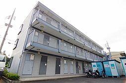 レオパレスシャルマン北越谷[3階]の外観