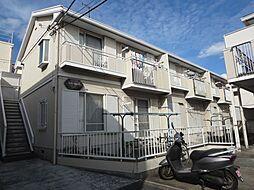 アーバン大島ハイツA棟[202号室]の外観
