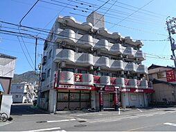 広島県広島市安佐南区伴東7丁目の賃貸マンションの外観