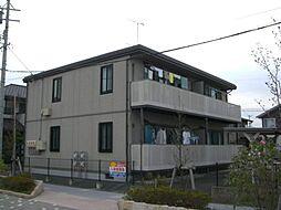 アシュテムハイツ[2階]の外観