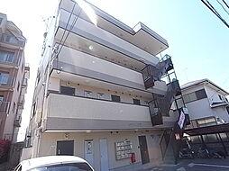 パシフィークII[1階]の外観